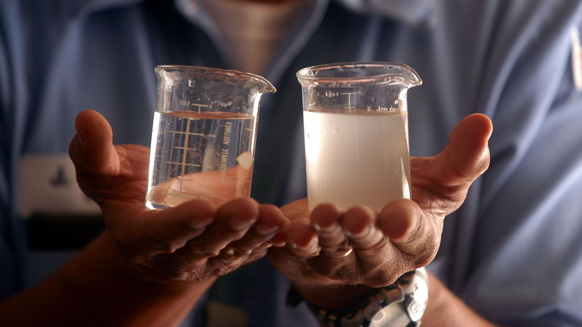 Как сделать серебряную воду в домашних условиях - HowToGetRid